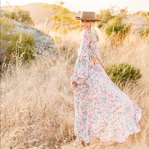 SPELL + THE GYPSY COLLECTIVE DRESS